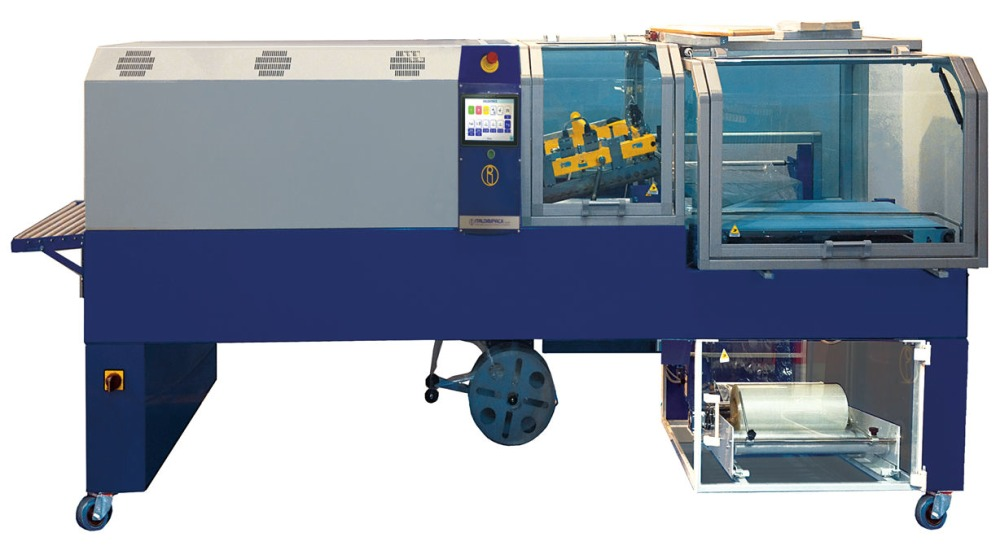 Mecpack five star автоматическая термоусадочная машина