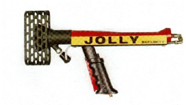 газовый термопистолет jolli