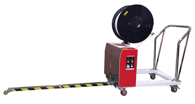 Стреппинг машина tp-202mv для паллет