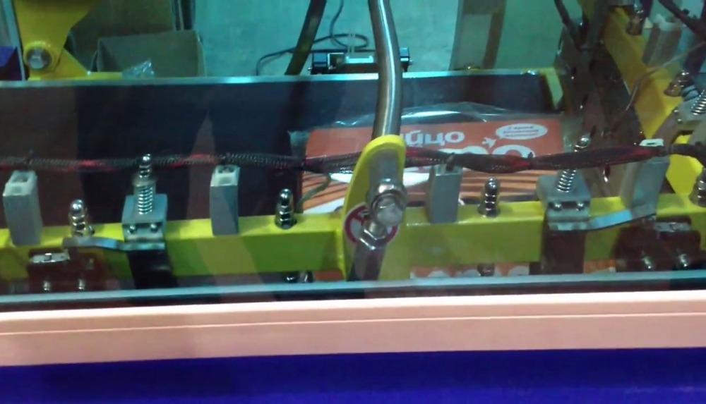 обрезные планки термоусадочной машины