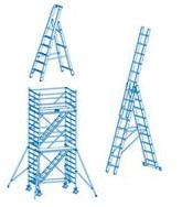 Лестницы, вышки туры, трапы