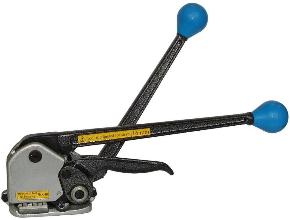 стреппинг инструмент для металлической ленты м4к-10