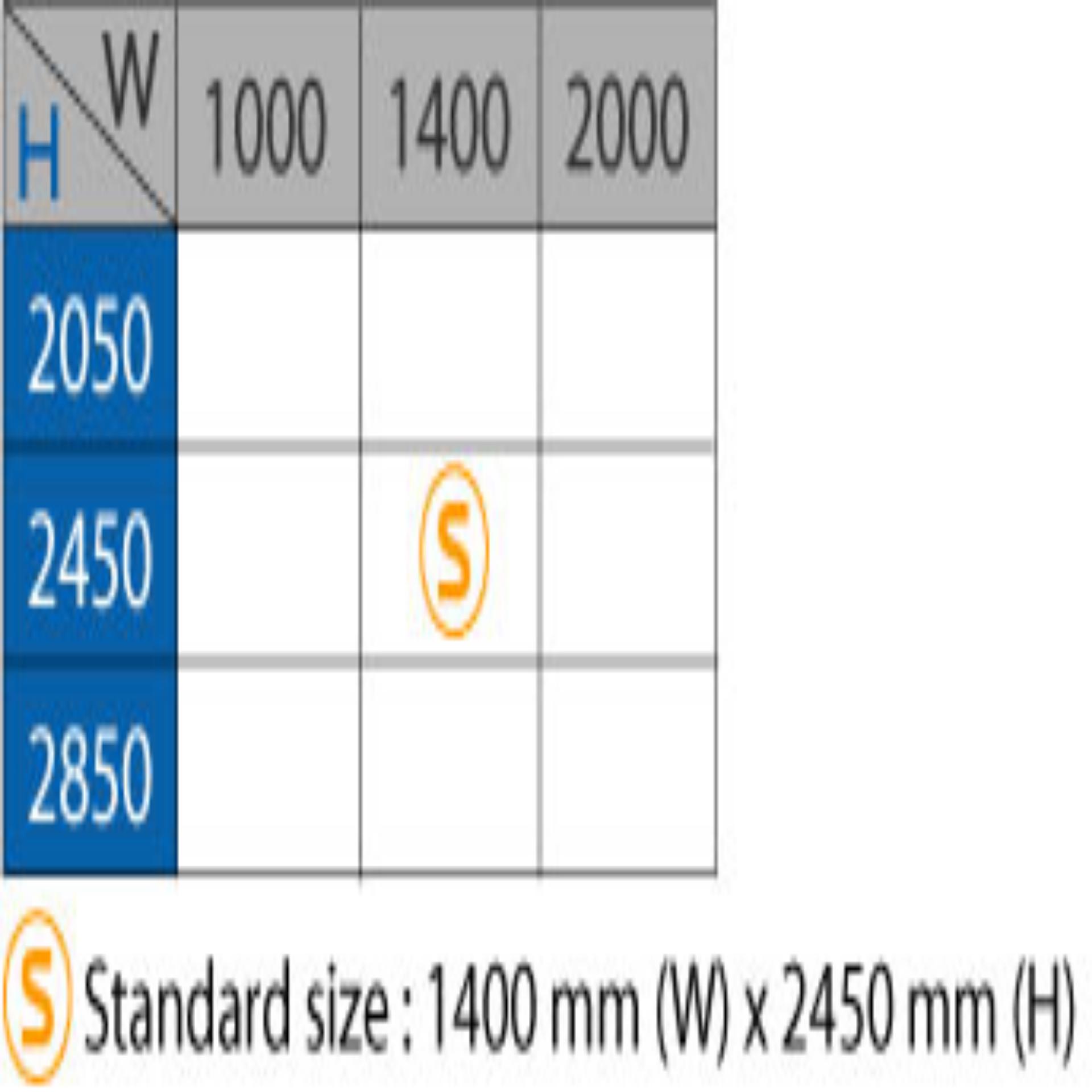 варианты размеров арок стреппинг машины TP-703